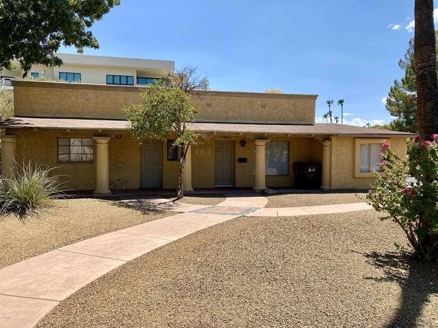 3961 N 75TH Street, Scottsdale, AZ 85251 (MLS #6118677) :: neXGen Real Estate