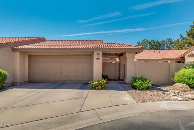 945 N Pasadena #90, Mesa, AZ 85201 (#6118843) :: The Josh Berkley Team