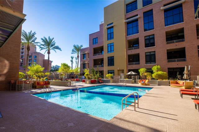 7301 E 3rd Avenue #104, Scottsdale, AZ 85251 (MLS #6118936) :: The Results Group