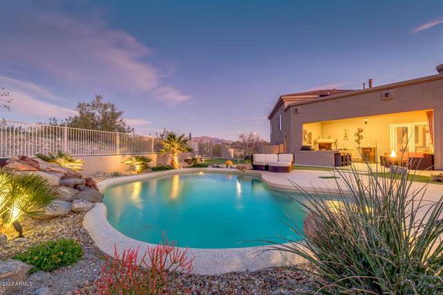 10708 Blossom Drive, Goodyear, AZ 85338 (MLS #6118965) :: The Riddle Group