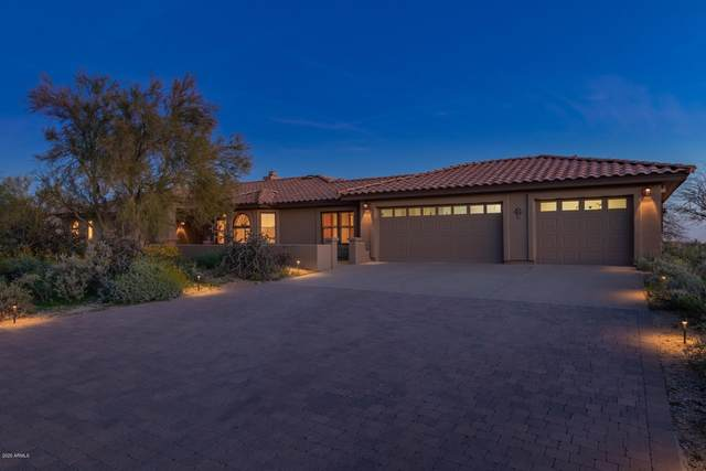 7853 E Mary Sharon Drive, Scottsdale, AZ 85266 (MLS #6118988) :: Dijkstra & Co.