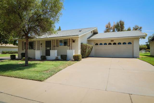 544 Leisure World, Mesa, AZ 85206 (MLS #6119038) :: Dijkstra & Co.