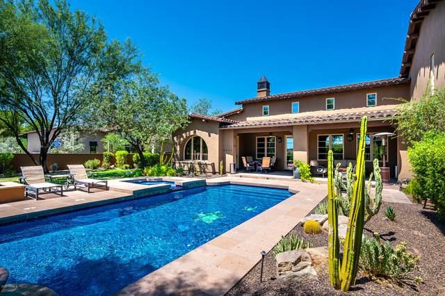 10153 E Phantom Way, Scottsdale, AZ 85255 (MLS #6119077) :: Homehelper Consultants