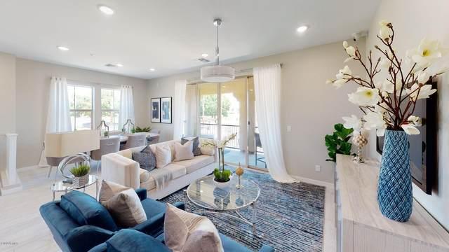 155 N Lakeview Boulevard #211, Chandler, AZ 85225 (MLS #6119100) :: Devor Real Estate Associates
