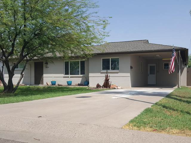 2823 N 69TH Place, Scottsdale, AZ 85257 (MLS #6119133) :: Nate Martinez Team