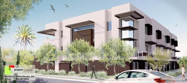 7550 E Osborn Road #1008, Scottsdale, AZ 85251 (MLS #6119140) :: Conway Real Estate
