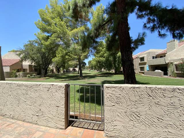 7316 N Via Camello Del Norte #103, Scottsdale, AZ 85258 (MLS #6119174) :: Arizona Home Group