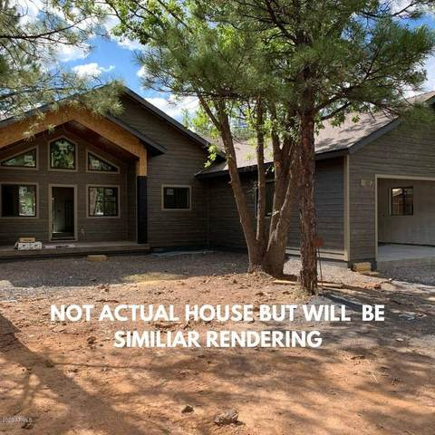 6528 Christmas Tree Circle, Pinetop, AZ 85935 (MLS #6119212) :: The Riddle Group