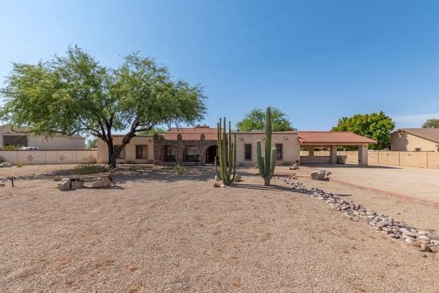 6119 W Greenbriar Drive, Glendale, AZ 85308 (MLS #6119239) :: Kepple Real Estate Group