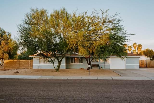 10257 N 53RD Avenue, Glendale, AZ 85302 (MLS #6119327) :: Kepple Real Estate Group
