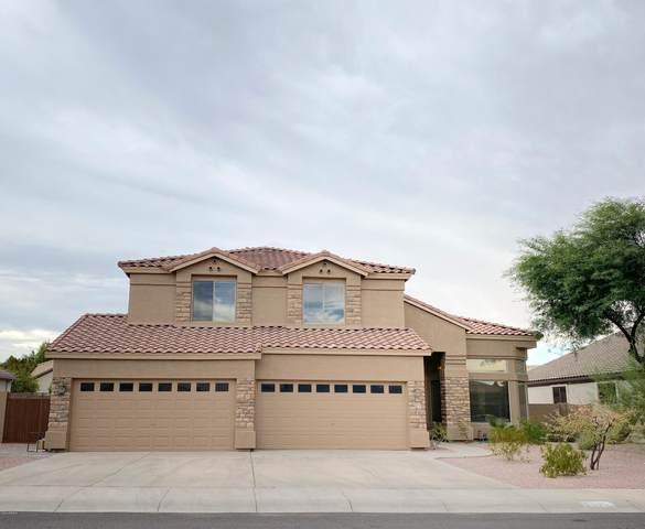 2453 W Enfield Way, Chandler, AZ 85286 (MLS #6119378) :: Brett Tanner Home Selling Team