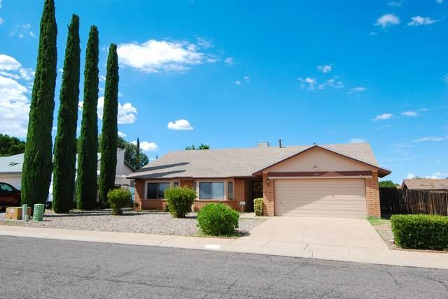 3471 Greenwood Drive, Sierra Vista, AZ 85635 (MLS #6119392) :: Sheli Stoddart Team | M.A.Z. Realty Professionals