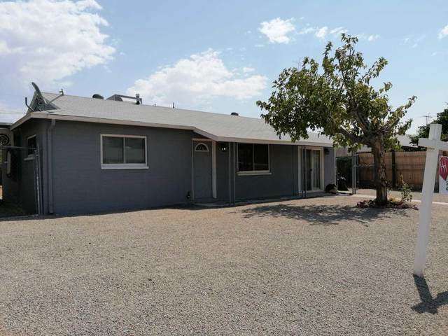 390 Peretz Circle, Morristown, AZ 85342 (MLS #6119580) :: Long Realty West Valley