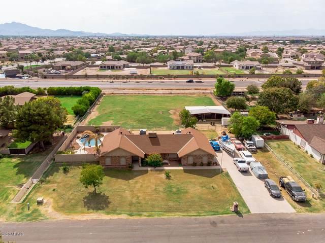 6622 S 66TH Avenue, Laveen, AZ 85339 (MLS #6119614) :: Arizona Home Group