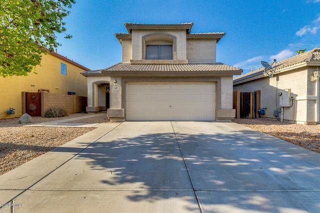 11192 W Palm Lane, Avondale, AZ 85392 (MLS #6119638) :: Brett Tanner Home Selling Team