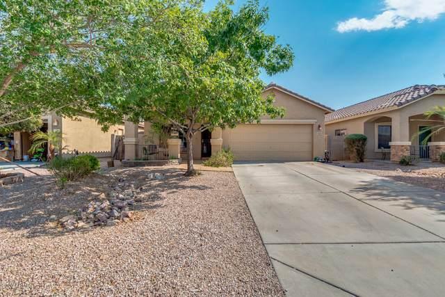 1445 W Santa Gertrudis Trail, San Tan Valley, AZ 85143 (MLS #6119655) :: Conway Real Estate