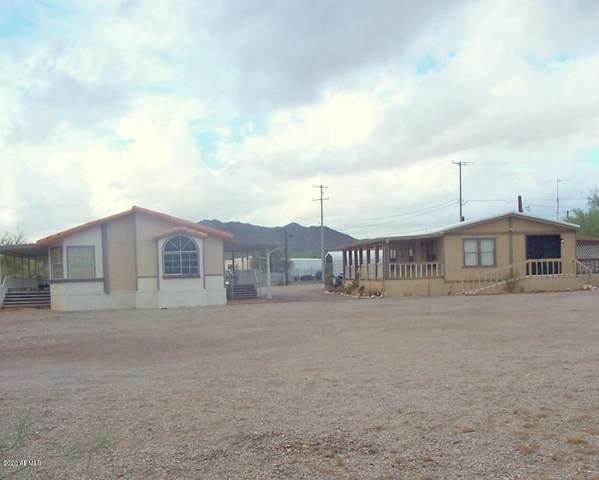 30 N Emelia Avenue, Quartzsite, AZ 85346 (MLS #6119685) :: Conway Real Estate