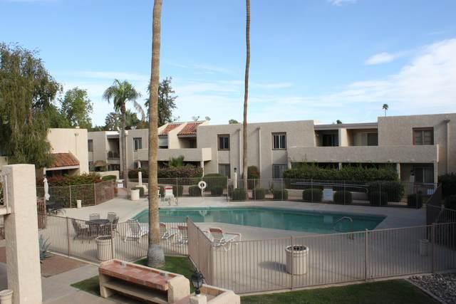 3313 N 68TH Street #101, Scottsdale, AZ 85251 (MLS #6119740) :: Balboa Realty