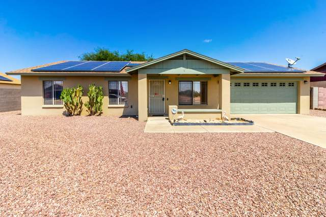 12672 W Benito Drive, Arizona City, AZ 85123 (MLS #6119825) :: Arizona Home Group