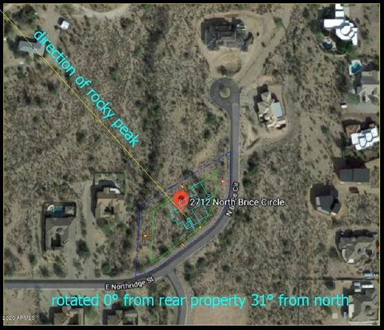 2712 N Brice Circle, Mesa, AZ 85207 (MLS #6119831) :: Long Realty West Valley