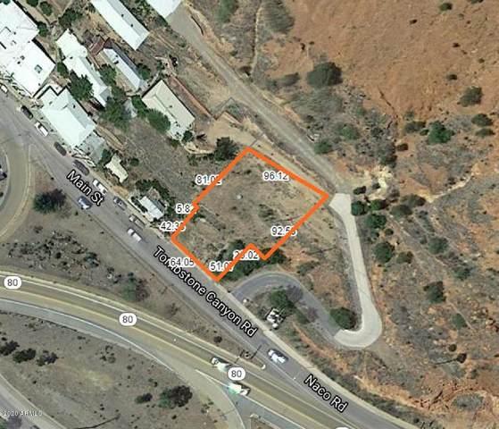 TBD Naco Road, Bisbee, AZ 85603 (#6119853) :: AZ Power Team | RE/MAX Results