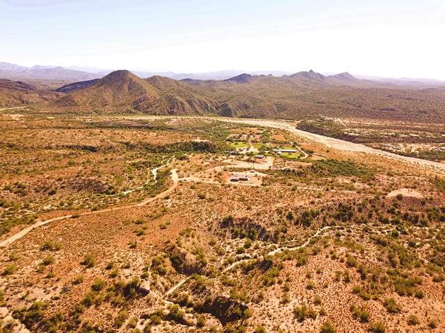 002 S Everett Bowman Roads, Wickenburg, AZ 85390 (MLS #6120016) :: Long Realty West Valley