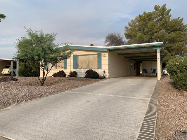 25607 S Illinois Avenue, Sun Lakes, AZ 85248 (MLS #6120066) :: Conway Real Estate