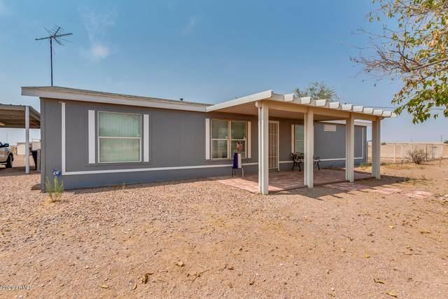 1695 E Randolph Road, Casa Grande, AZ 85194 (MLS #6120098) :: Klaus Team Real Estate Solutions