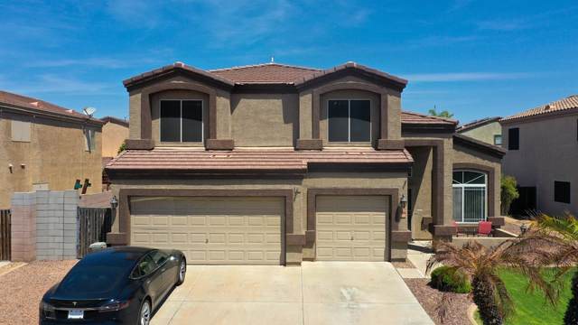 9156 W Albert Lane, Peoria, AZ 85382 (MLS #6120130) :: Howe Realty
