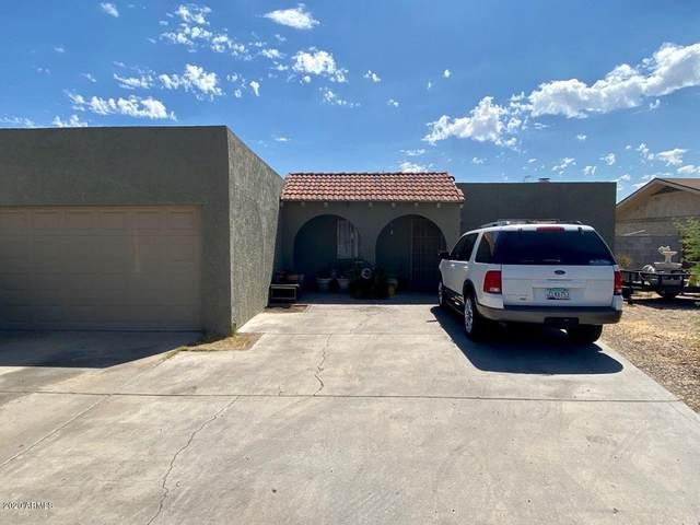 2823 N 46TH Avenue, Phoenix, AZ 85035 (MLS #6120177) :: Arizona Home Group