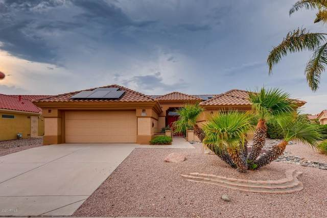 14324 W Dusty Trail Boulevard, Sun City West, AZ 85375 (MLS #6120196) :: neXGen Real Estate