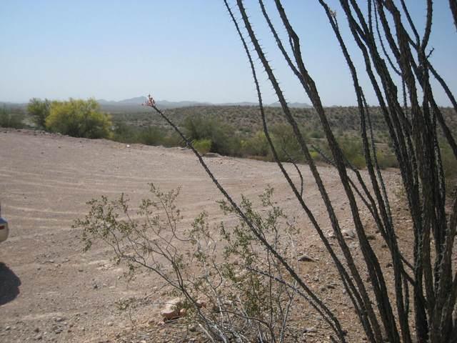 4600 S Black Mountain Road, Wickenburg, AZ 85390 (MLS #6120271) :: Lifestyle Partners Team