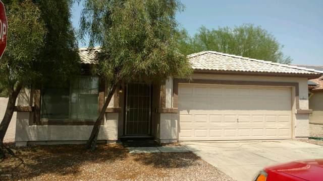 24864 W Jessica Lane, Buckeye, AZ 85326 (MLS #6120308) :: Selling AZ Homes Team