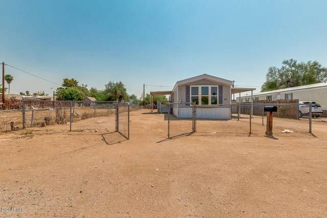 251 N 82ND Street, Mesa, AZ 85207 (MLS #6120399) :: Conway Real Estate