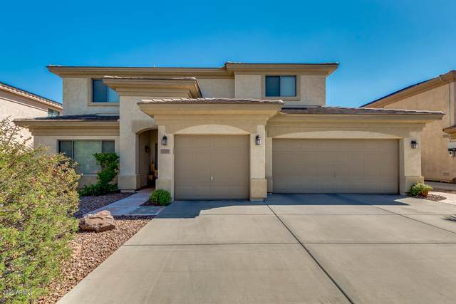 17001 W Tasha Drive, Surprise, AZ 85388 (MLS #6120536) :: Brett Tanner Home Selling Team
