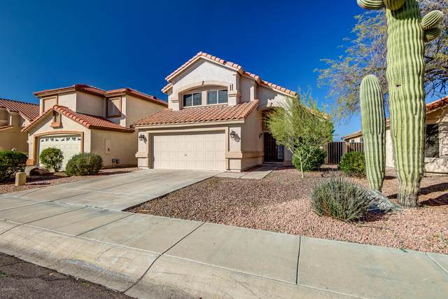 7724 W Julie Drive, Glendale, AZ 85308 (MLS #6120622) :: Long Realty West Valley