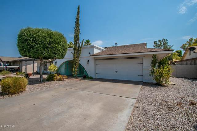 7403 E Edgewood Avenue, Mesa, AZ 85208 (MLS #6120649) :: The Ellens Team