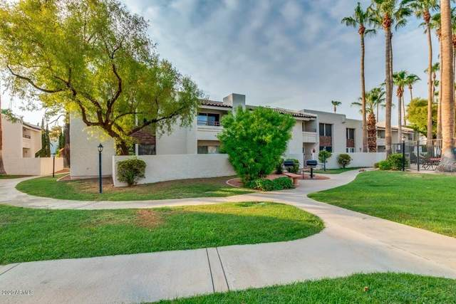 7350 N Via Paseo Del Sur P207, Scottsdale, AZ 85258 (MLS #6120690) :: Conway Real Estate