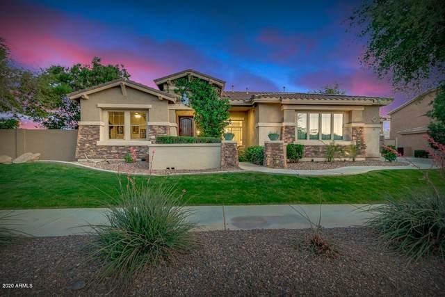 18797 E Caledonia Drive, Queen Creek, AZ 85142 (MLS #6120847) :: Riddle Realty Group - Keller Williams Arizona Realty
