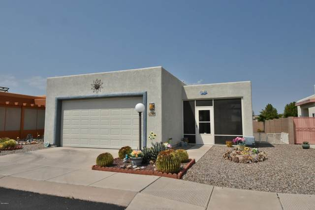 246 S Clubhouse Lane, Sierra Vista, AZ 85635 (MLS #6121022) :: Dave Fernandez Team | HomeSmart