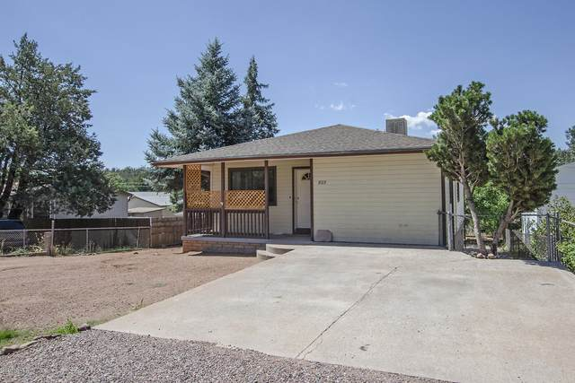 803 W Colt Drive, Payson, AZ 85541 (MLS #6121034) :: The Bill and Cindy Flowers Team