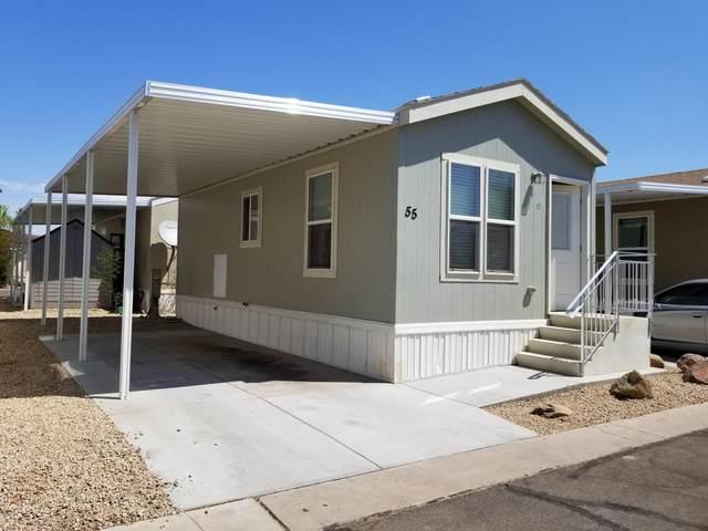 7200 N 43rd Avenue #55, Glendale, AZ 85301 (MLS #6121042) :: Conway Real Estate