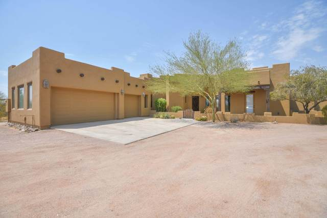 10940 W Ironwood Hills Drive, Casa Grande, AZ 85194 (MLS #6121077) :: Klaus Team Real Estate Solutions