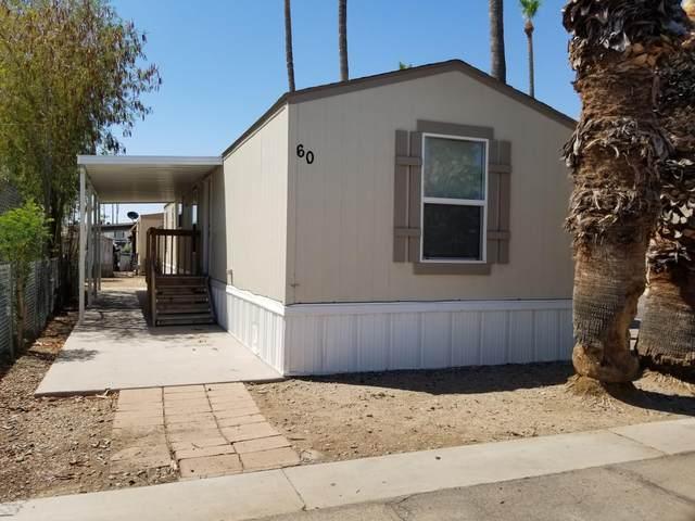 7200 N 43rd Avenue #60, Glendale, AZ 85301 (MLS #6121104) :: Conway Real Estate