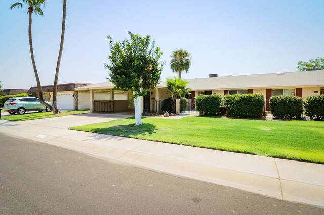 10101 W Mountain View Road, Sun City, AZ 85351 (MLS #6121165) :: Devor Real Estate Associates