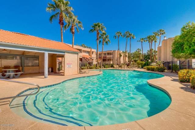 1645 W Baseline Road #2111, Mesa, AZ 85202 (MLS #6121373) :: Conway Real Estate
