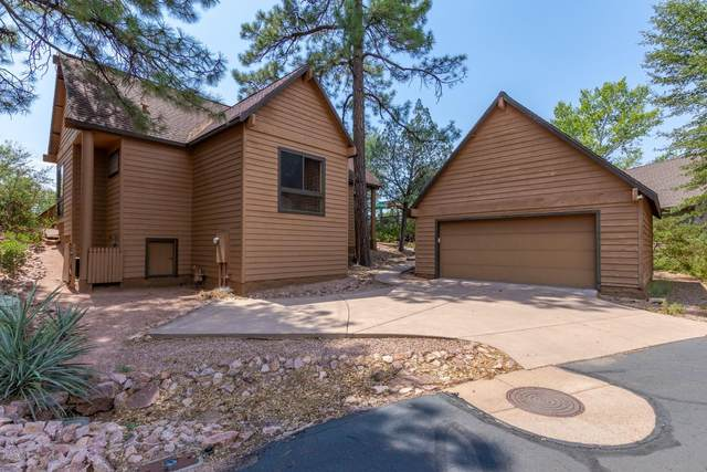 2407 E Elk Run Court, Payson, AZ 85541 (MLS #6121378) :: Dijkstra & Co.