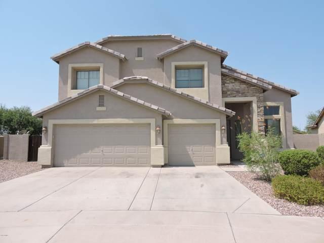 1818 S 116TH Lane, Avondale, AZ 85323 (MLS #6121485) :: Long Realty West Valley