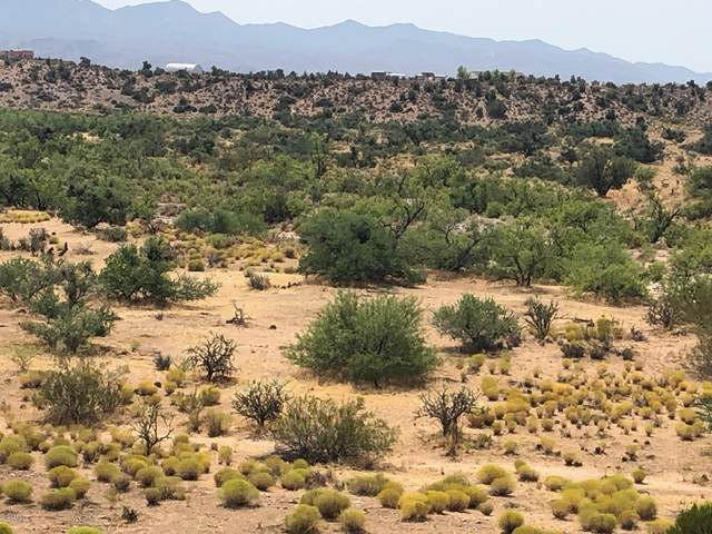 Lot 7 Tin Mountain Road, Kingman, AZ 86401 (MLS #6121651) :: Klaus Team Real Estate Solutions