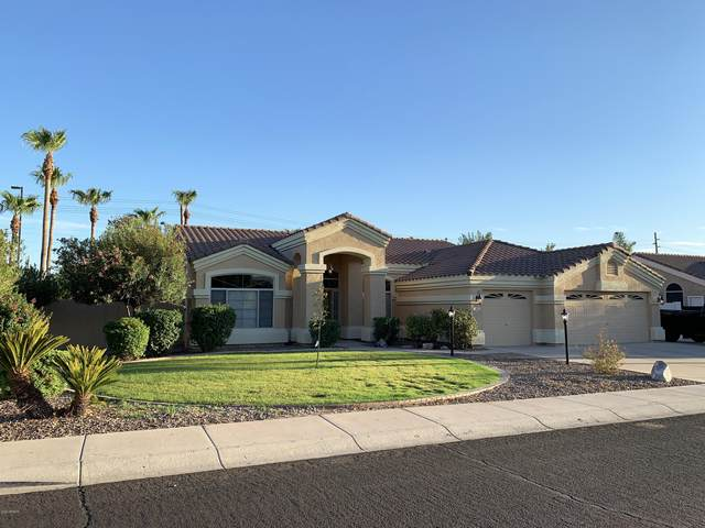 385 W Liberty Lane, Gilbert, AZ 85233 (MLS #6121673) :: Dave Fernandez Team | HomeSmart